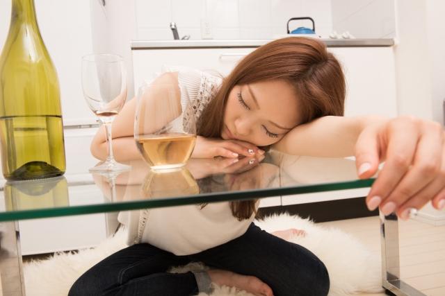 たった10秒でわかる!あなたのアルコール依存症度をチェックしてみて。