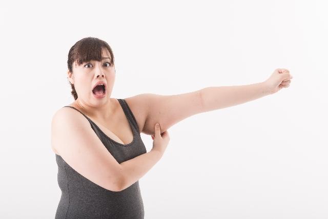 若い頃と体重が変わらないのになぜ体型が変わるのか?